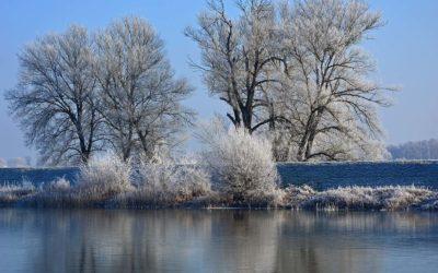 Winterwasserwandern auf der Saale