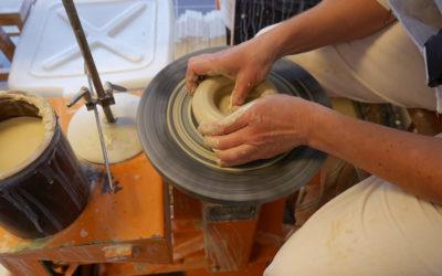 Führung Keramikwerkstatt