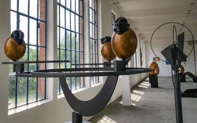 Ausstellung: Bildhauerkunst Thüringen