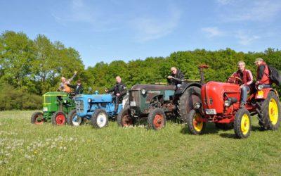 Traktorspaß am Riechheimer