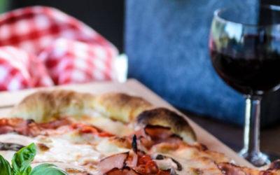 Weinprobe in italienischem Ambiente