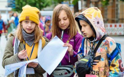 Wissen im Gepäck – Rucksacktouren für Kinder