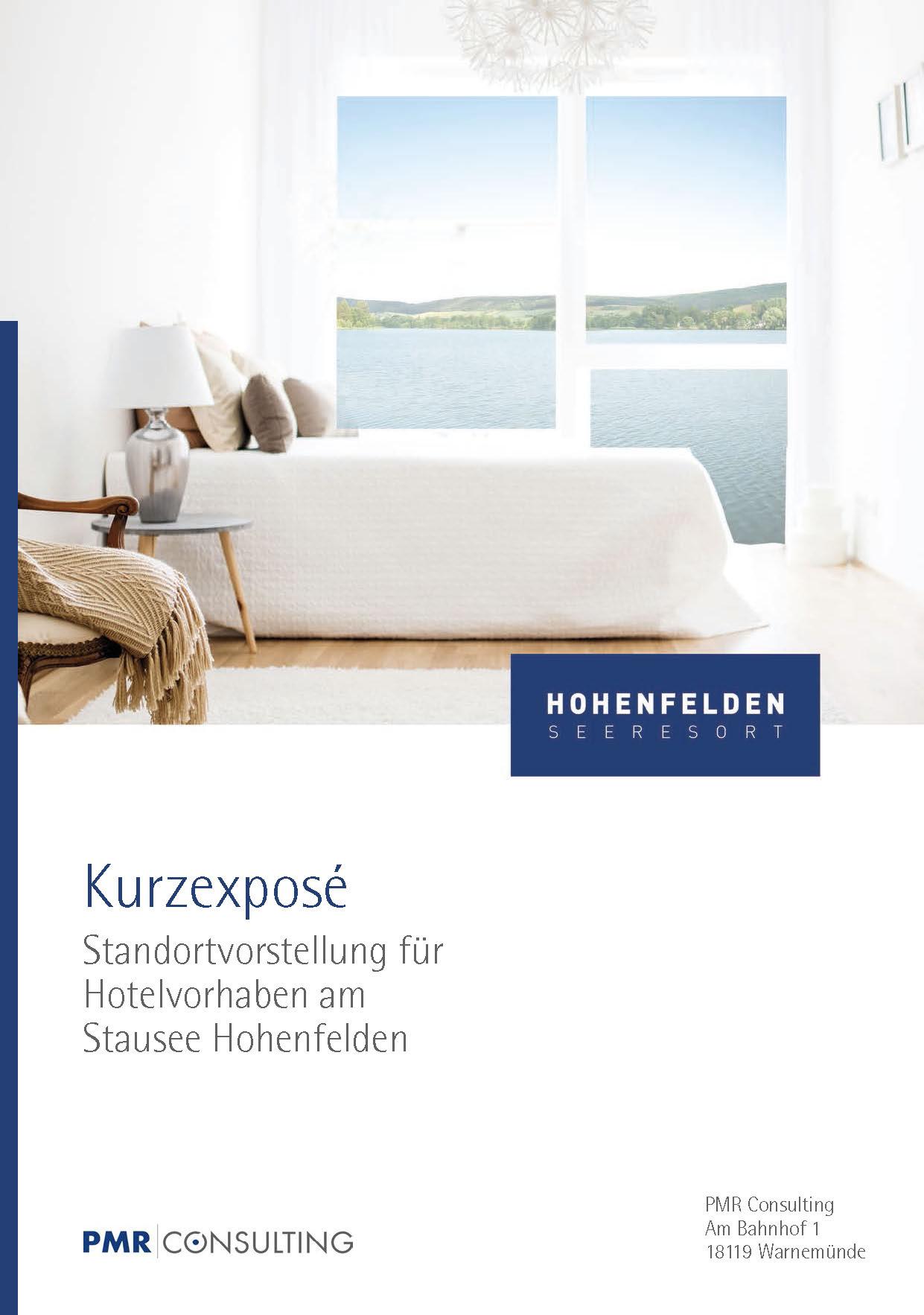 Exposé Seehotel Hohenfelden