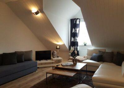 Ferienwohnung Poul´s Hof in Klettbach Blick ins Zimmer