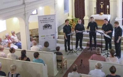 Stadt- und Dorfkirchenmusiken im Weimarer Land